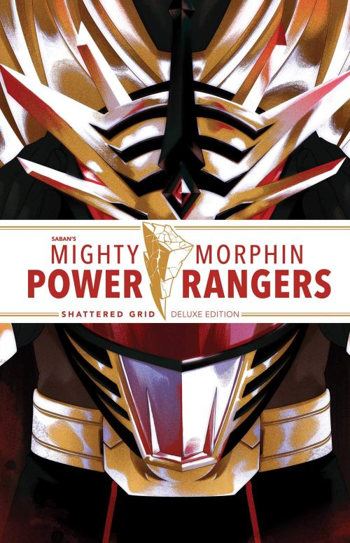 Power Rangers Shattered Grid Deluxe Edition