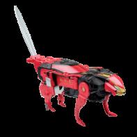 PRBM Zord red 2