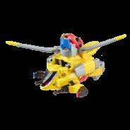 PRBM Zord yellow 2