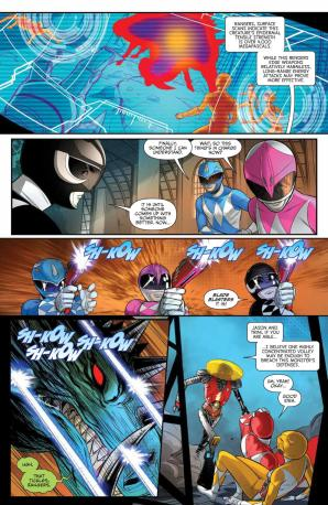 Go Go Power Rangers 18 Page-5