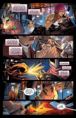 Go Go Power Rangers 18 Page3