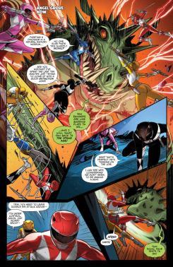 Go Go Power Rangers 18 Page4