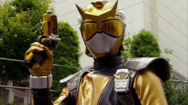 PR beast morphers doré gold