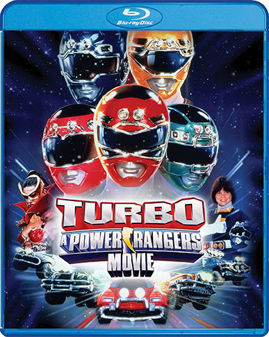 Turbo movie blu-ray