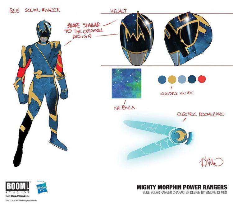 solar dark ranger
