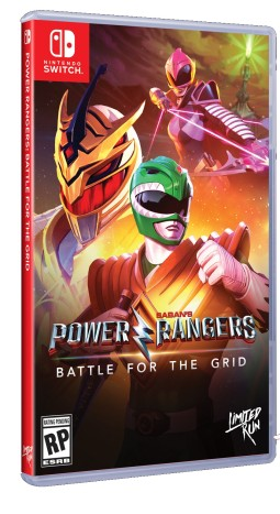 power rangers battle for the grid 2