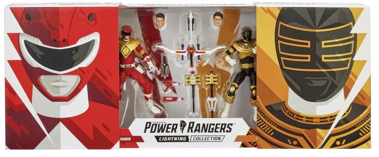 power rangers lightning collection 2 packs box jason