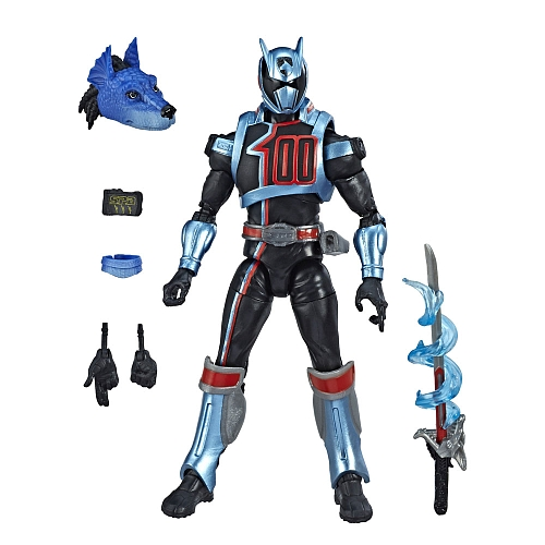 Power Rangers Lightning Collection S.P.D. Shadow Ranger 2