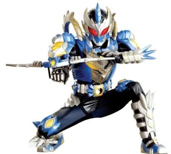 Armor Hero Blule