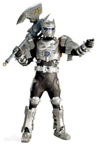 Armor Hero Silver