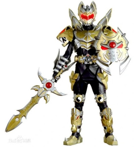 armor hero soleil