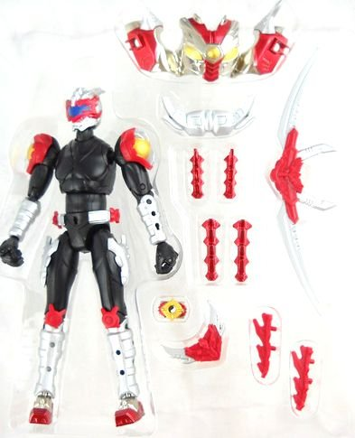 armor hero toy 3