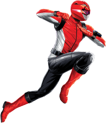 beast morphers red