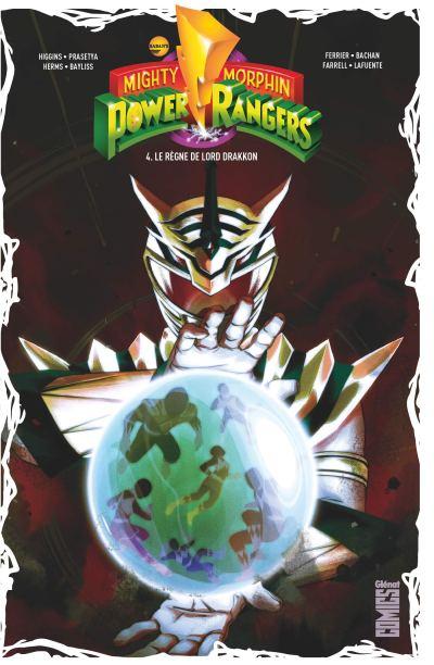 comics tome 4 power rangers