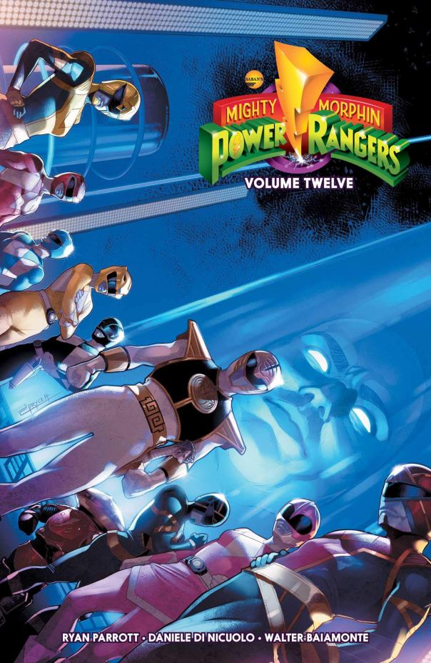 Mighty Morphin Power Rangers Vol.12
