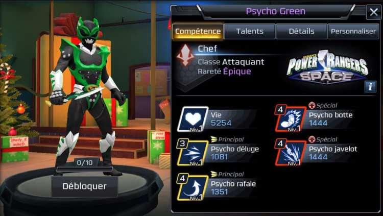psycho green 3
