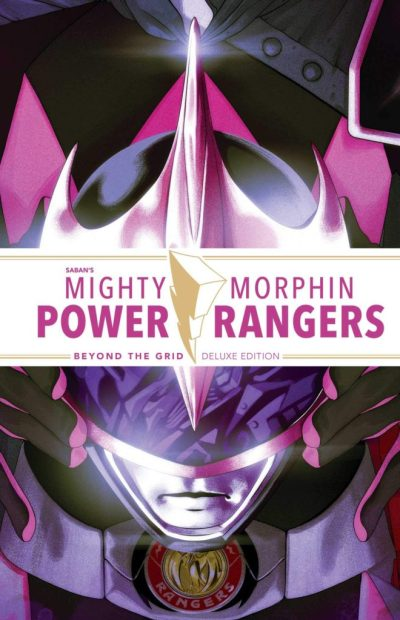 Power-Rangers-Beyond The grid-Deluxe-Edition-Hardcover-660x1024