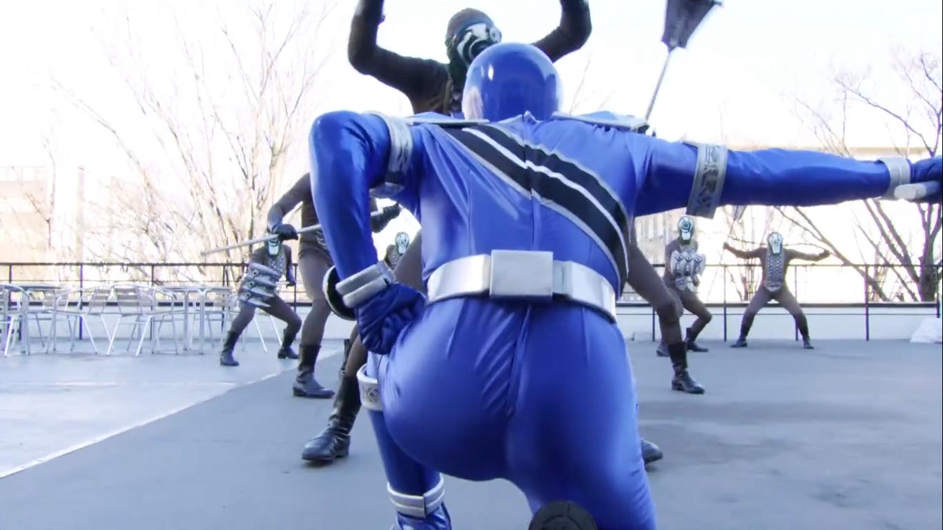 Kimi bleu