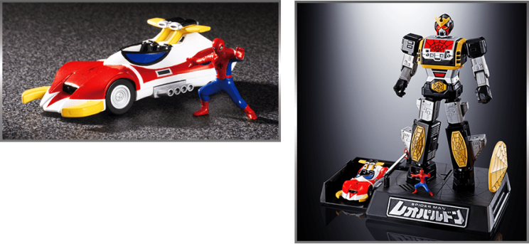 Soul of Chogokin LEOPARDON04